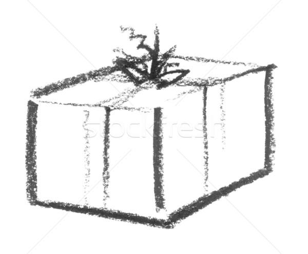 gift pack Stock photo © prill