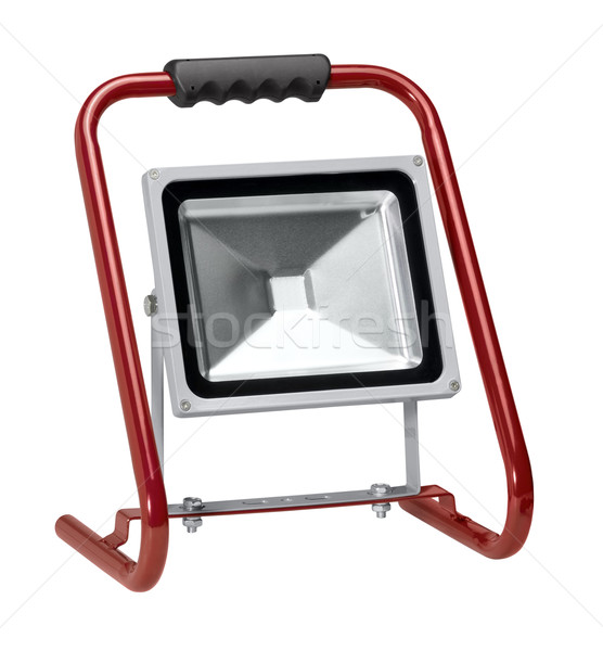 portable floodlight Stock photo © prill