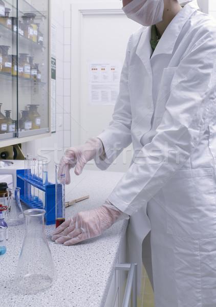 laboratory Stock photo © prill