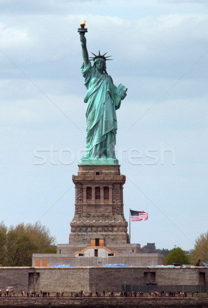 Statue of Liberty Stock photo © prill