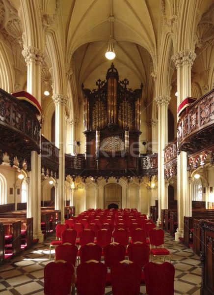 教会 ダブリン アイルランド 建物 石 ストックフォト © prill