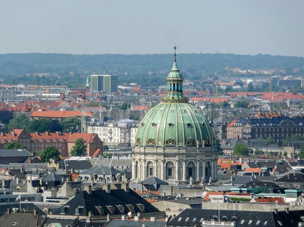 Copenhague Danemark ville Voyage urbaine Photo stock © prill