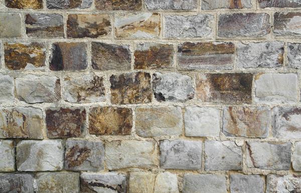 stone wall detail Stock photo © prill
