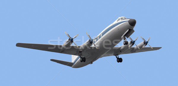propeller aircraft Stock photo © prill