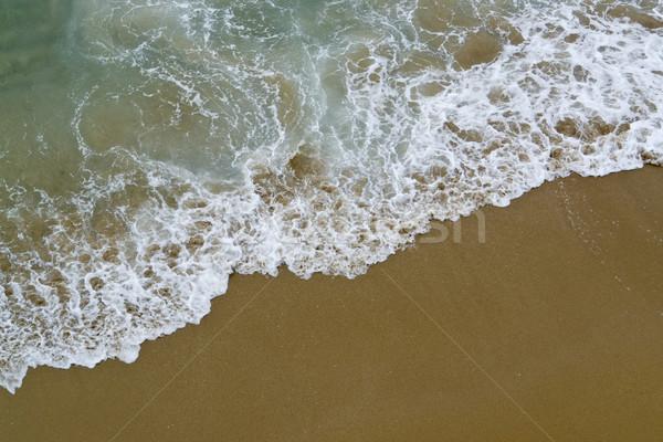 rocky coast detail Stock photo © prill
