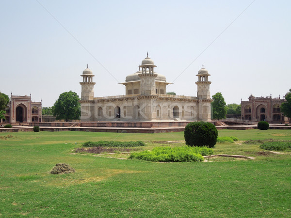 Tomb of Itimad-ud-Daulah Stock photo © prill