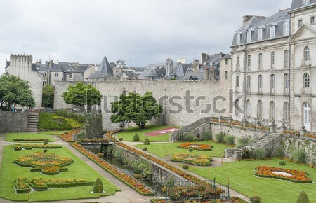 Vannes in Brittany Stock photo © prill