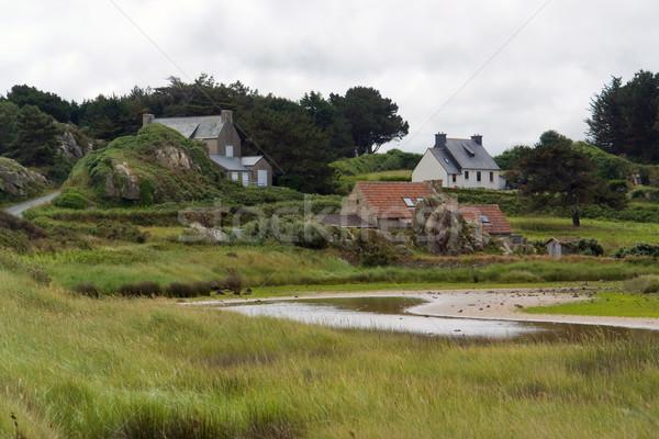 breton scenery Stock photo © prill