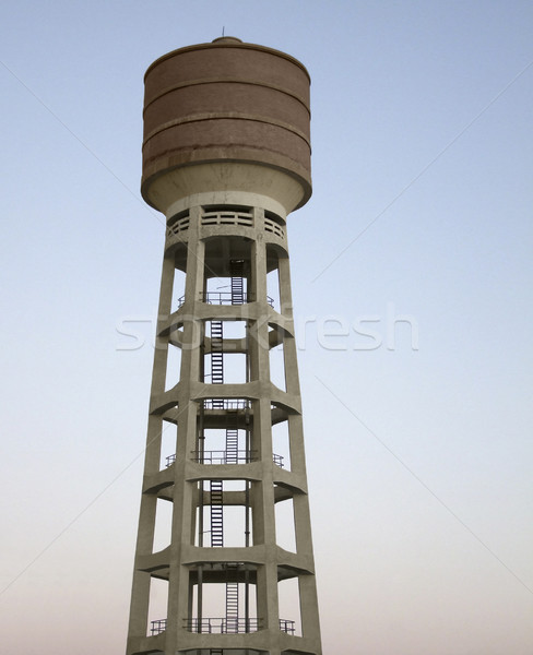 water tower in Aswan Stock photo © prill