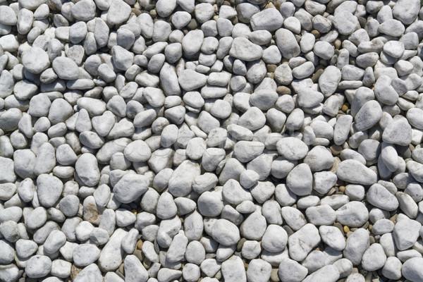 small pebbles background Stock photo © prill