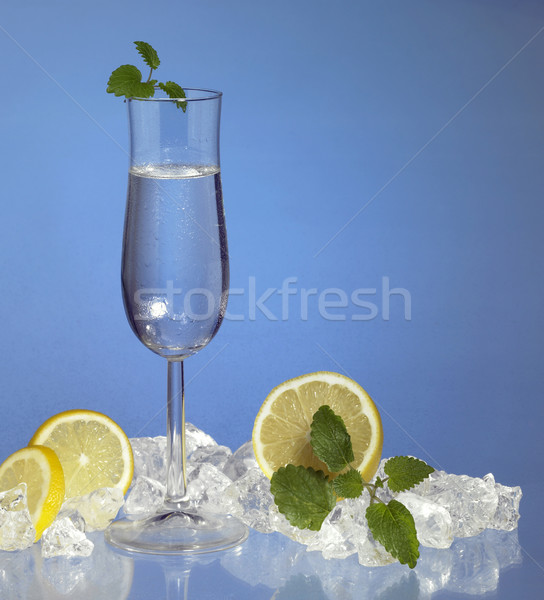 cool drink Stock photo © prill
