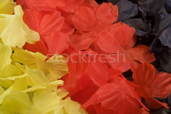 fabric flower back Stock photo © prill