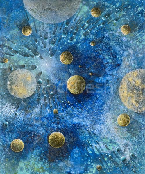 Planetary Stock photo © prill