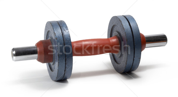 dumbbell Stock photo © prill