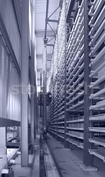 high rack Stock photo © prill