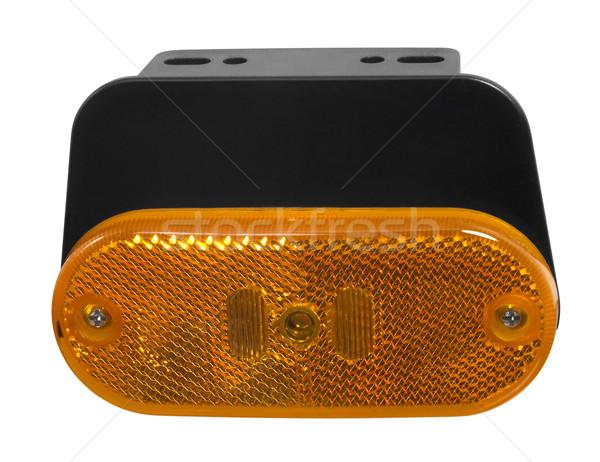 orange reflector Stock photo © prill