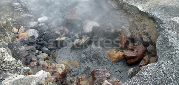 hot spring detail Stock photo © prill