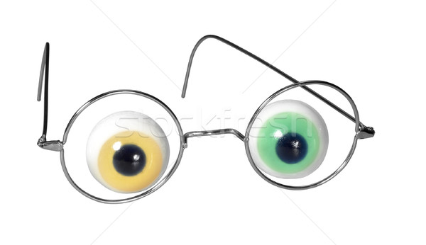 funny glasses Stock photo © prill