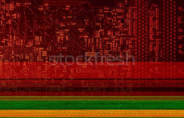 data loss file Stock photo © prill