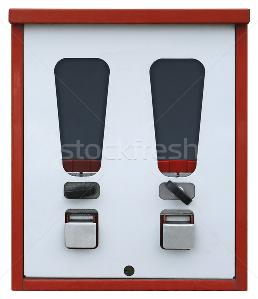 vending machine front Stock photo © prill