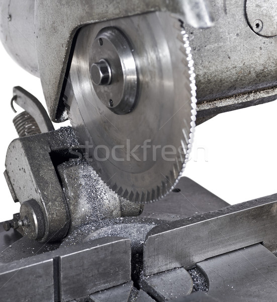 circular saw Stock photo © prill