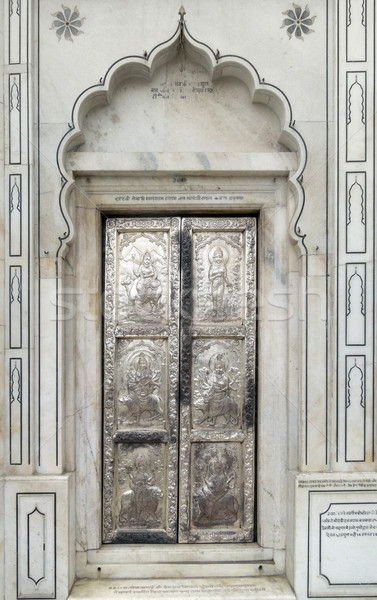 door in Amritsar Stock photo © prill
