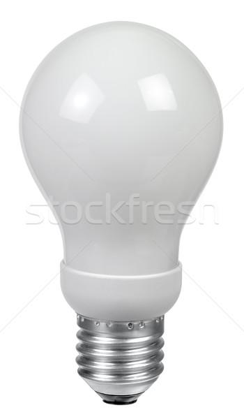 Isolato studio fotografia elettrici lampadina Foto d'archivio © prill