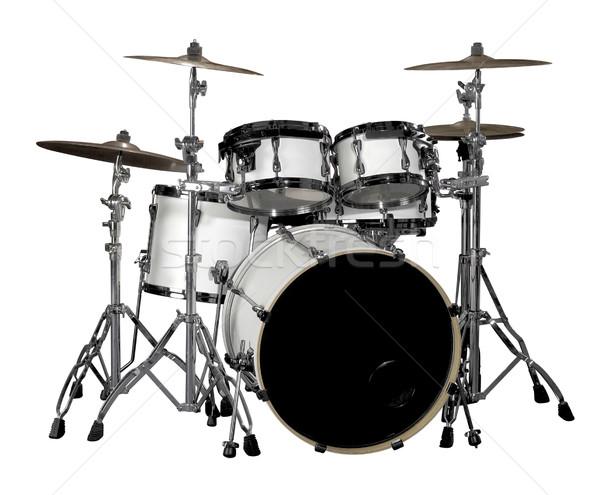 Drum kit Stock photo © prill