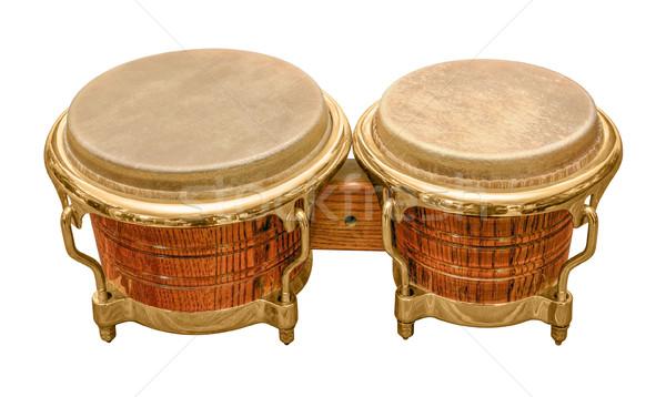 Bongo drum Stock photo © prill