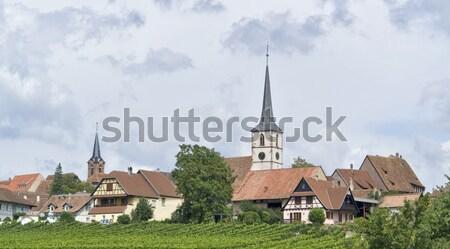 Mittelbergheim Stock photo © prill