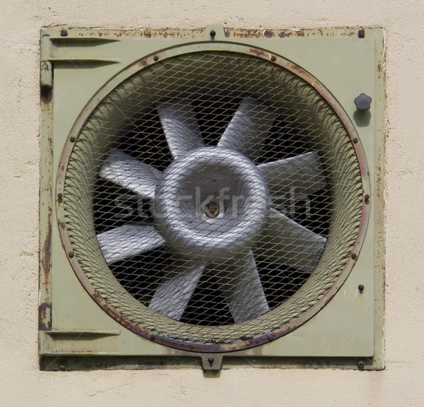 mechanical fan Stock photo © prill