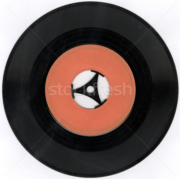 old vinyl record Stock photo © prill