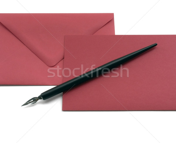 love letter Stock photo © prill