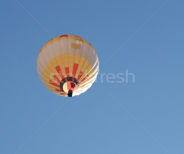 hot air balloon Stock photo © prill
