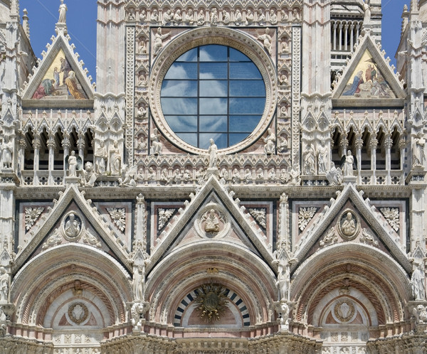 Siena Cathedral Stock photo © prill