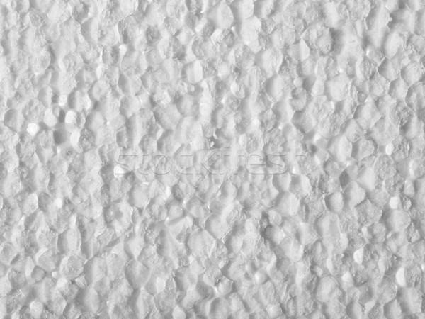 Polystyrene closeup Stock photo © prill