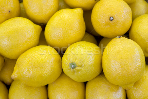 full frame lemon background Stock photo © prill