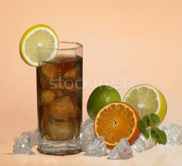 lemonade Stock photo © prill