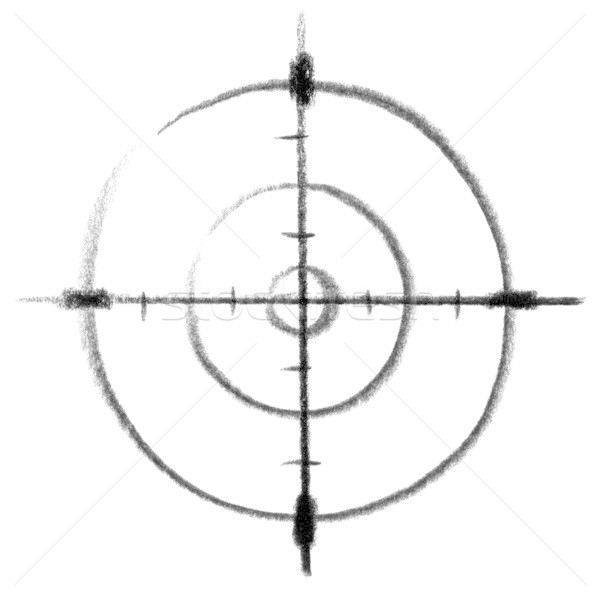 sight icon Stock photo © prill