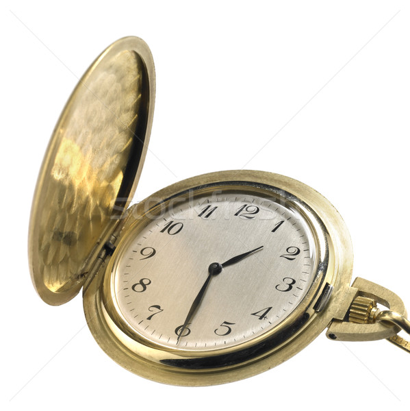 nostalgic pocket watch Stock photo © prill