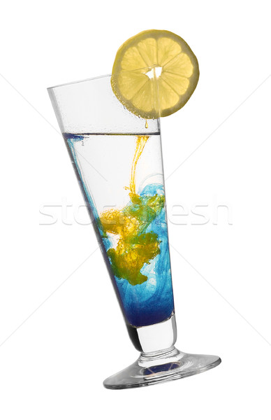 surreal color cocktail Stock photo © prill