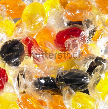 colorful candy background Stock photo © prill