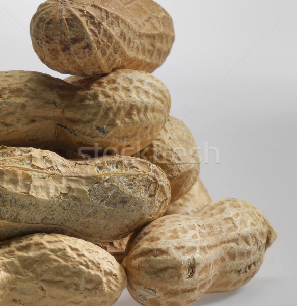 pile of peanuts Stock photo © prill
