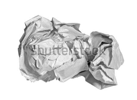paper ball Stock photo © prill