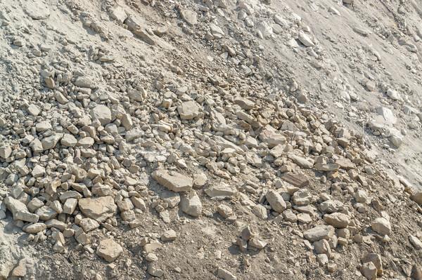 stony slope scenery Stock photo © prill