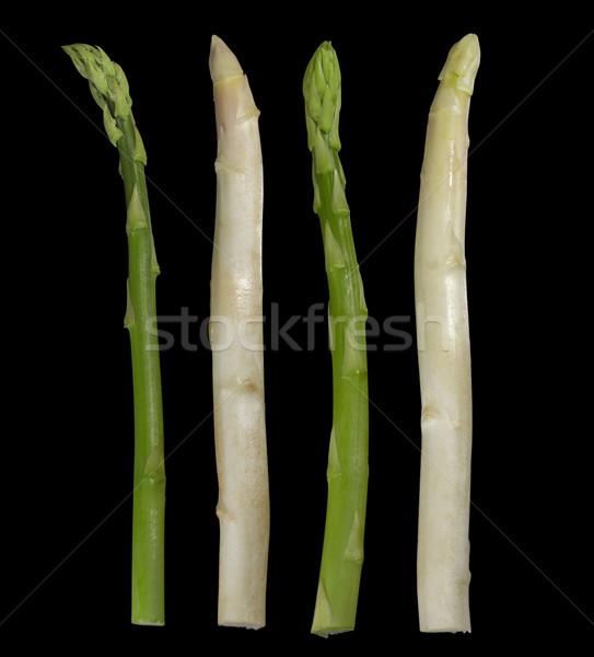 Asparagus Stock photo © prill
