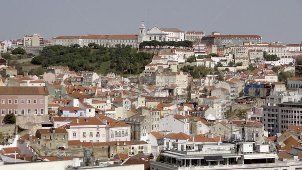 Stock photo: Lisbon