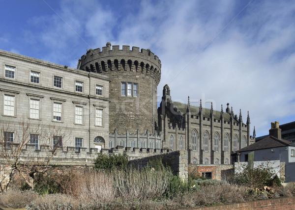 Dublin Castle Stock photo © prill