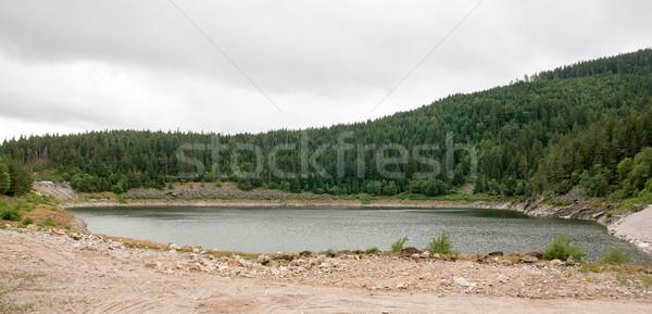 Lac Noir Stock photo © prill
