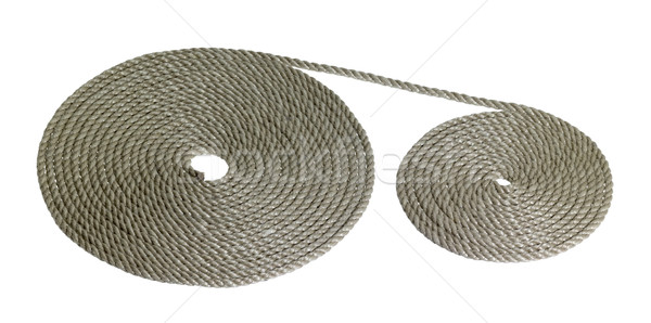 rolled rope Stock photo © prill